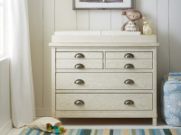 Union Square Single Dresser - French Vanilla