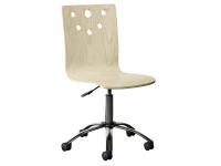 Union Square Desk Chair - French Vanilla