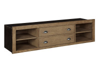 Union Square Underbed Storage Unit - Amaretto