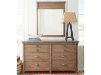 Union Square Dresser - Amaretto