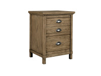Union Square Nightstand - Amaretto