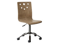 Union Square Desk Chair - Amaretto