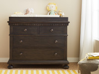 Elizabeth Single Dresser - Molasses