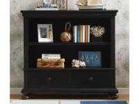 Elizabeth Low Bookcase - Molasses