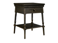 Elizabeth Bedside Table - Molasses