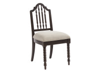 Elizabeth Spool Desk Chair - Molasses