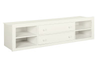 Elizabeth Underbed Storage Unit - White
