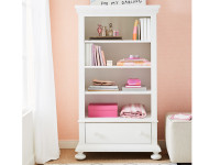 Elizabeth Bookcase - White