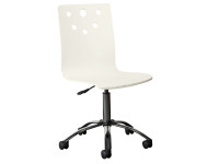 Elizabeth Desk Chair - White