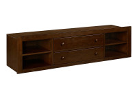 Sydney Underbed Storage Unit - Dark Cherry