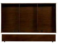 Sydney Trundle Bed Storage Drawer - Dark Cherry