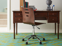 Sydney Desk - Dark Cherry