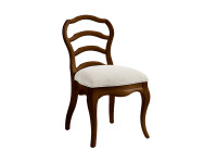 Sydney Classic Desk Chair - Dark Cherry