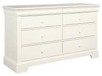 Sydney Dresser - White