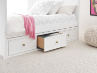 Tribecca 3 Drawer Storage Unit