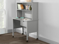 Valley 2.0 One Drawer Desk with Hutch