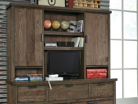 Sullivan County Low Dresser Hutch
