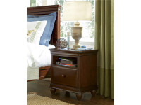 Taylor Nightstand w/ Cherry Finish  - Floor Sample