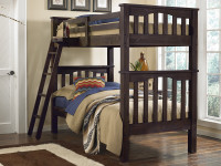 Seaview Bunk Bed Twin over Twin - Espresso