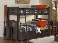 Seaview Bunk Bed Full over Full - Espresso
