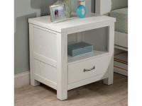 Seaview Nightstand - White