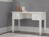 Lakeview Writing Desk - White