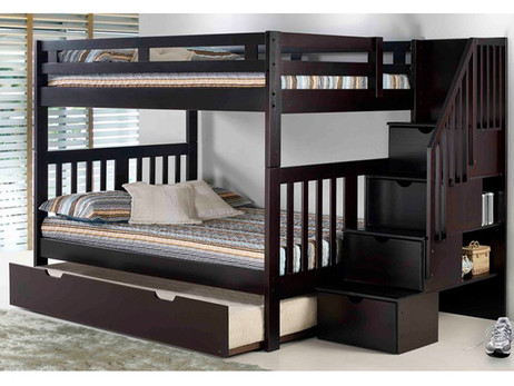 Pictured with optional underbed trundle