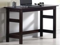 Solid Pine Desk - Espresso