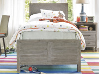Key Biscayne Reading Bed with Storage Drawers - Twin
