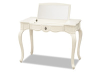 Genevieve Vanity Desk - Floor Sample