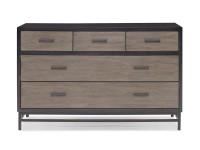 Catalina Drawer Dresser - Dark - Floor Sample