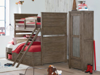 Buckeye Bunk Bed Twin/Full