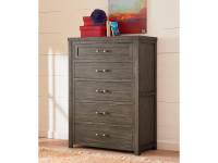 Buckeye 5 Drawer Chest