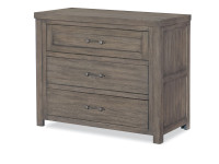 Buckeye 3 Drawer Single Dresser