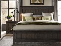 Farmhouse Panel Bed - Queen