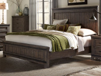 Farmhouse Panel Bed - King