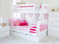 Ladder Bunks Twin/Full