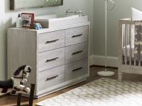 Shoreline 6 Drawer Dresser