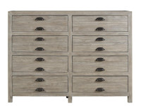Key Biscayne 8 Drawer Dresser - Floor Sample