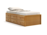 6 Drawer Storage Bed