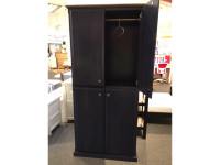 Vineyard Clothes Armoire - Floor Sample
