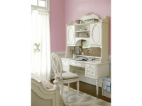 Arianna Vanity Desk & Hutch