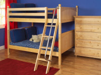 Ladder Bunks