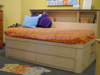 Mica Platform Bed Bedroom Source