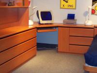 Mica Corner Desk