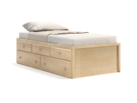 5 Drawer Storage Bed