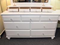 Dresser 3/4 Deep