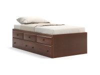 3 Drawer Storage Bed with Trundle