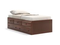 3 Drawer Storage Bed