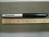 PARKER 51 VAC-FILL FOUNTAIN PEN INDIA BLACK